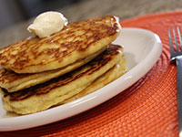 ULC Almond Flour Pancakes Recipe Step 8: Toppings - Optional